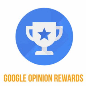 Google Opinion Rewards logp