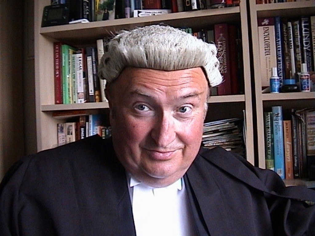Barrister John Collins
